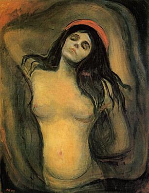 Madonna (Edvard Munch, 1894)